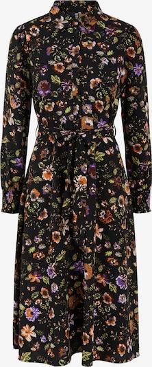 PIECES Kleid 'Falishi' in mischfarben / schwarz, Produktansicht