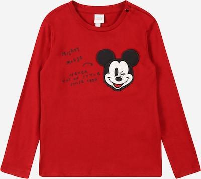 OVS Majica u crvena / crna / bijela, Pregled proizvoda