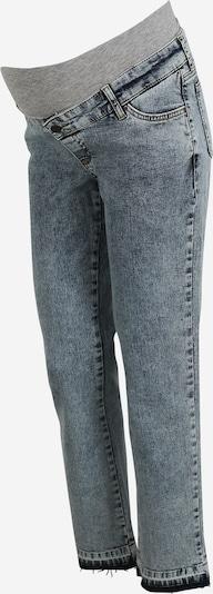 Jeans MAMALICIOUS pe denim gri, Vizualizare produs
