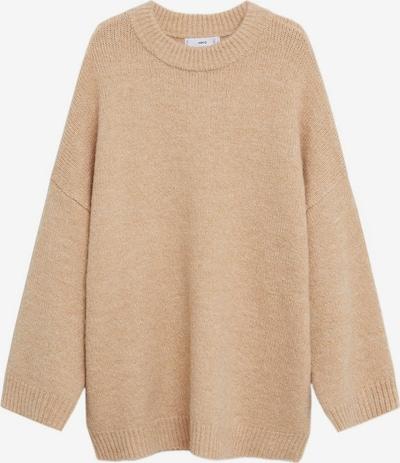 MANGO Пуловер Oversize 'Vinson' в светлокафяво, Преглед на продукта