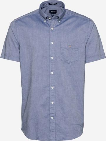 GANT Hemd 'OXFORD' in Blau