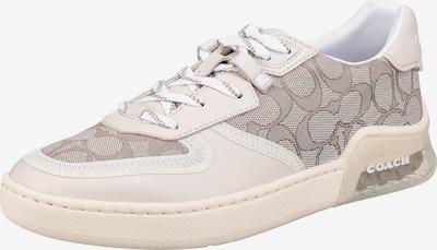 COACH Zapatillas deportivas bajas en beige / gris / taupe, Vista del producto