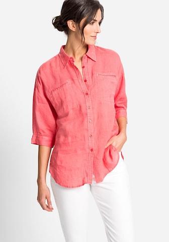 Olsen Blouse in Pink