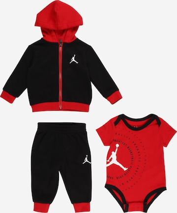 Jordan Komplekt, värv punane