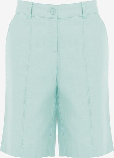 Finn Flare Shorts in hellgrün, Produktansicht