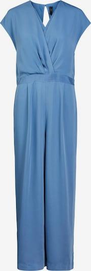 Y.A.S Jumpsuit in blau, Produktansicht