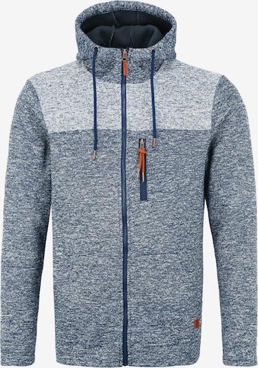 BLEND Fleece Jacket in Blue, Item view