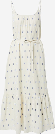 SISTERS POINT Dress 'ISLA-DR' in Cream / Blue, Item view