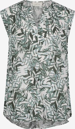 Camicia da donna Cartoon di colore crema / cachi, Visualizzazione prodotti
