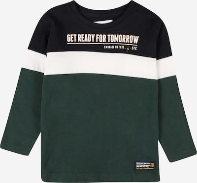 STACCATO T-Krekls, krāsa - tumši zils / zaļš / balts, Preces skats