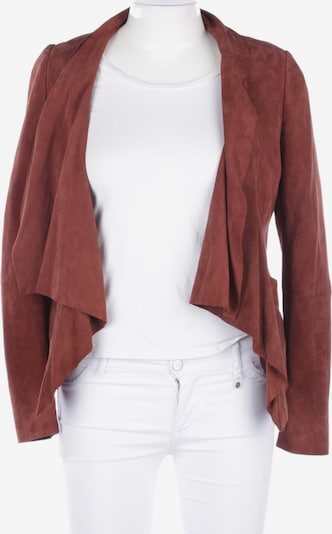 tigha Jacket & Coat in S in Dark brown, Item view