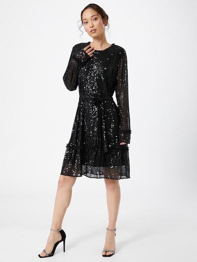 Rochie de cocktail 'Luxury' PRINCESS GOES HOLLYWOOD pe negru, Vizualizare model
