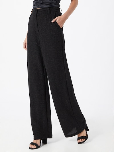 NA-KD Trousers in Black, View model
