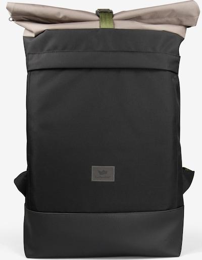 Freibeutler Sac à dos en anthracite / noir, Vue avec produit
