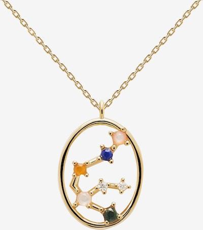 P D PAOLA Necklace 'AQUARIUS' in Gold, Item view