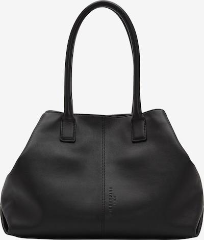 Liebeskind Berlin Shopper in schwarz, Produktansicht