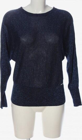 Lisa Tossa Feinstrickpullover in M in blau, Produktansicht