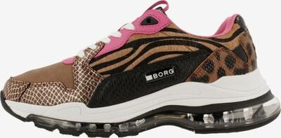 BJÖRN BORG Sneaker 'Pon Leo' in braun, Produktansicht