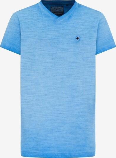 Petrol Industries T-Shirt in blau, Produktansicht