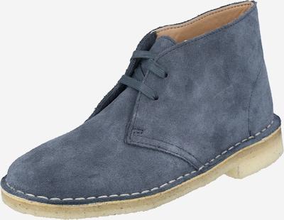 Clarks Originals Škornji 'Desert' | dimno modra barva, Prikaz izdelka
