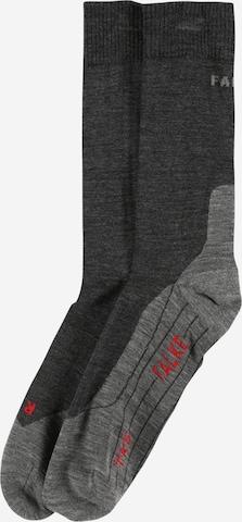FALKE Sports socks in Grey
