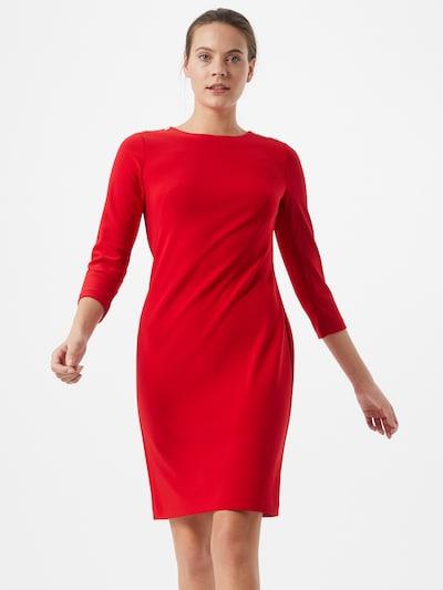Lauren Ralph Lauren Pouzdrové šaty 'ROMEE' - zlatá / červená, Model/ka