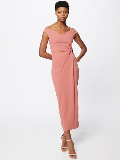 WAL G. Společenské šaty - pink, Model/ka