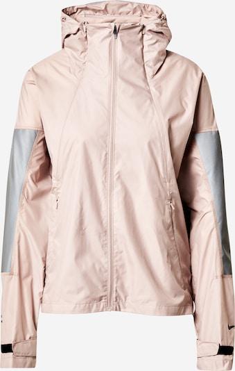 NIKE Sportovní bunda 'Run Division Flash' - starorůžová / stříbrná, Produkt