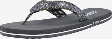 Séparateur d'orteils ESPRIT en gris