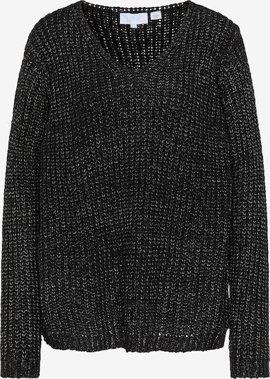 usha BLUE LABEL Sweter w kolorze czarnym, Podgląd produktu