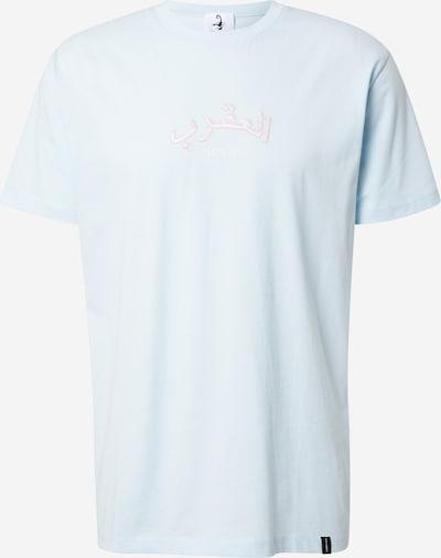 VIERVIER Shirt 'Flynn' in hellblau, Produktansicht