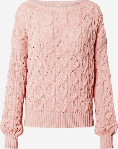 ONLY Pullover 'Brynn' in rosa, Produktansicht