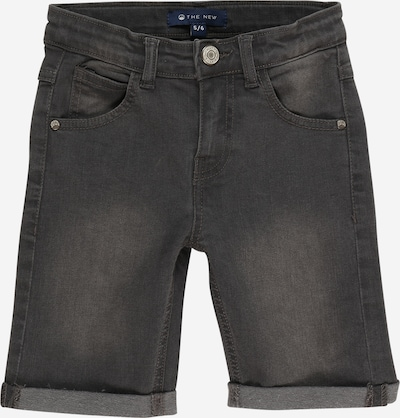 The New Shorts in grey denim, Produktansicht