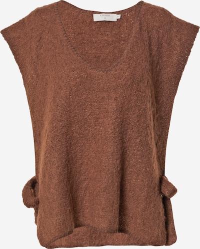Megztinis 'Maggie' iš Cream , spalva - ruda, Prekių apžvalga