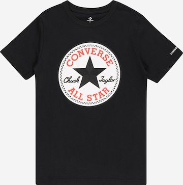 CONVERSE T-shirt i svart