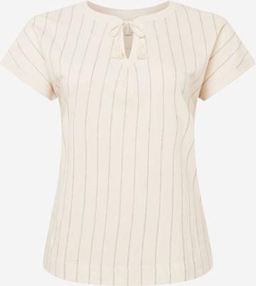 Esprit Curves Tričko - biela