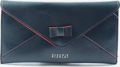 Claudie Pierlot Geldbörse in One Size in blau / rot, Produktansicht