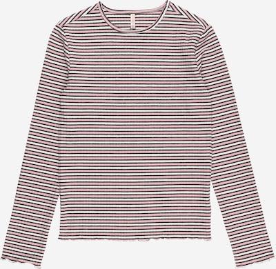 KIDS ONLY T-Shirt 'NELLA' en rose / noir / blanc, Vue avec produit