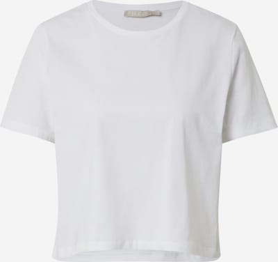 PIECES Koszulka 'PCRINA SS CROP TOP D2D BC' w kolorze białym, Podgląd produktu