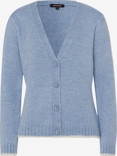 MORE & MORE Cardigan in hellblau, Produktansicht