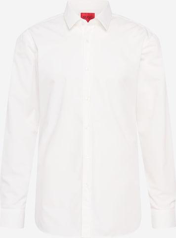 HUGO Triiksärk 'Elisha02', värv valge