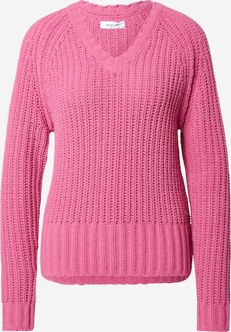 REPLAY Пуловер в розово