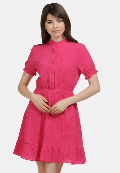 MYMO Kleid in pink, Modelansicht
