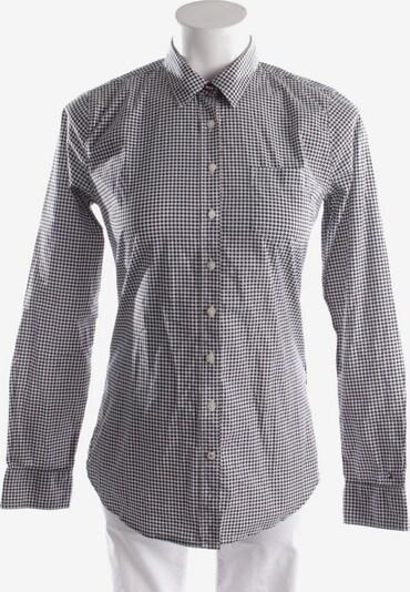 TOMMY HILFIGER Bluse in XS in schwarz / weiß, Produktansicht