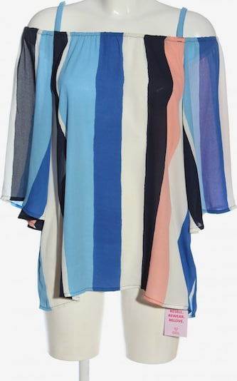 SIENNA Blouse & Tunic in S in Blue / Pink / Black, Item view