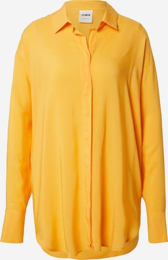 ABOUT YOU x Laura Giurcanu Bluse 'Elaine' in orange, Produktansicht
