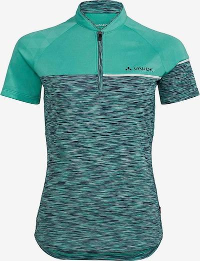 VAUDE Performance Shirt 'Altissimo' in Night blue / mottled blue / Jade, Item view