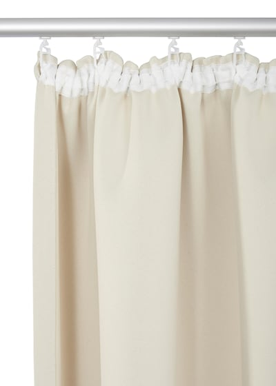 MY HOME Curtains & Drapes in Beige, Item view