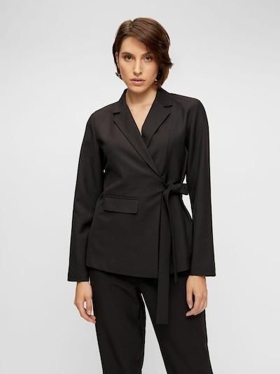 Y.A.S Blazer in schwarz, Modelansicht
