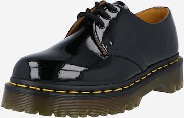 Scarpa stringata 'Bex' di Dr. Martens in nero